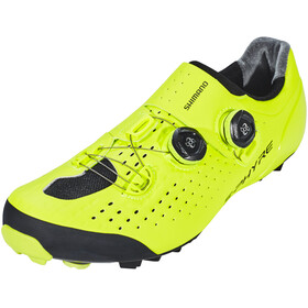 Shimano S-Phyre SH-XC9 - Chaussures - largeur jaune